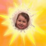Солнышко моё