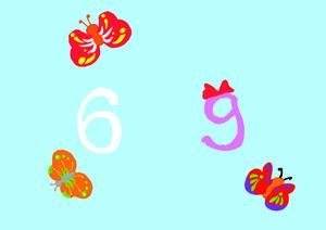 сказка про цифру 9