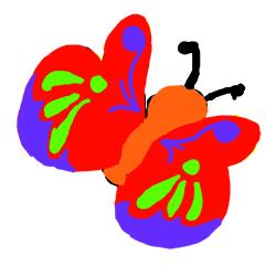 бабочки - Чудики