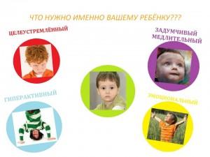 Что нужно Вашему ребёнку?