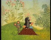 мышонок и крот