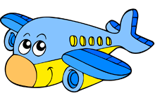 сказка самолётик